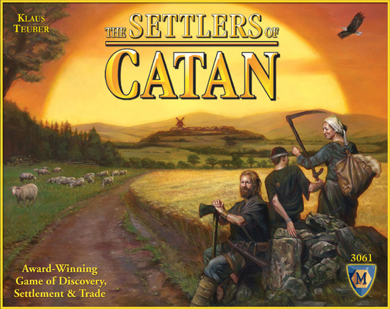 "The ultimate classic ""Gateway Game"""