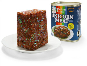 Sparkly and nutritious.