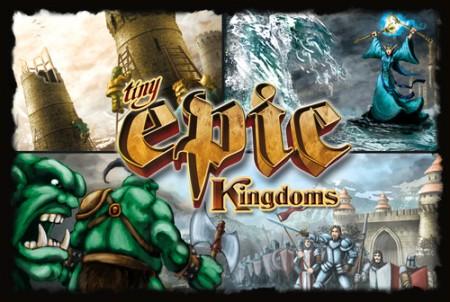 Tiny Epic Kingdoms cover