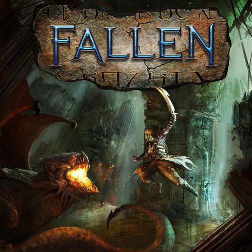 fallen indie cover