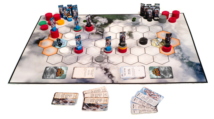 Previewing: High Heavens   The Cardboard Republic