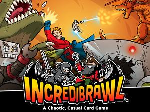 Incredibrawl Cover
