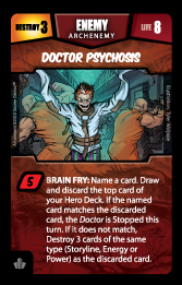 Doctor Psychosis