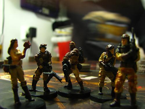 soldier squad