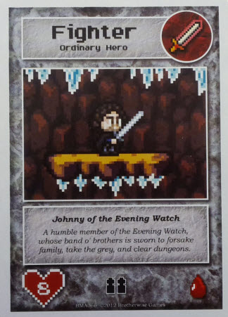 Meet Johnny of the Evening Watch