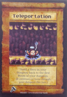 Boss Monster Teleport A