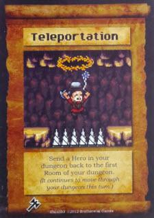 Boss Monster Teleport B