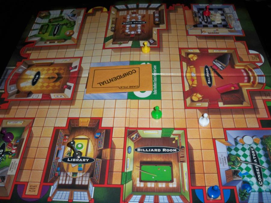 The Cardboard Republic 187 Clue