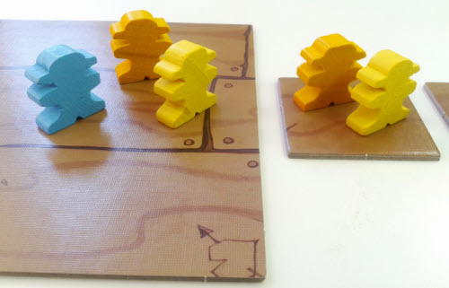 walk the plank meeples