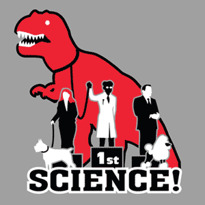 There. Science and dinosaurs after all.