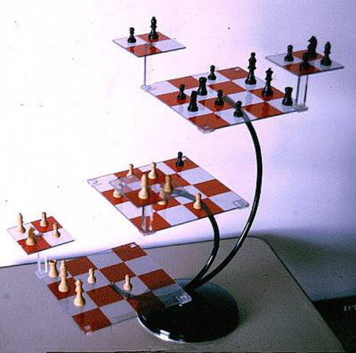 The Cardboard Republic Variant Chess
