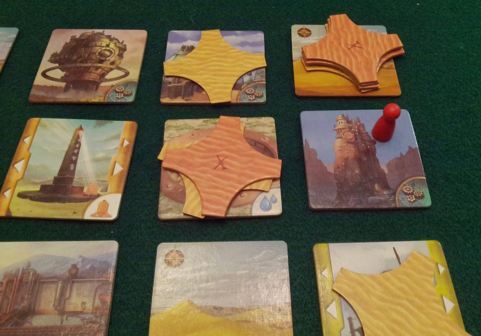 forbidden desert example