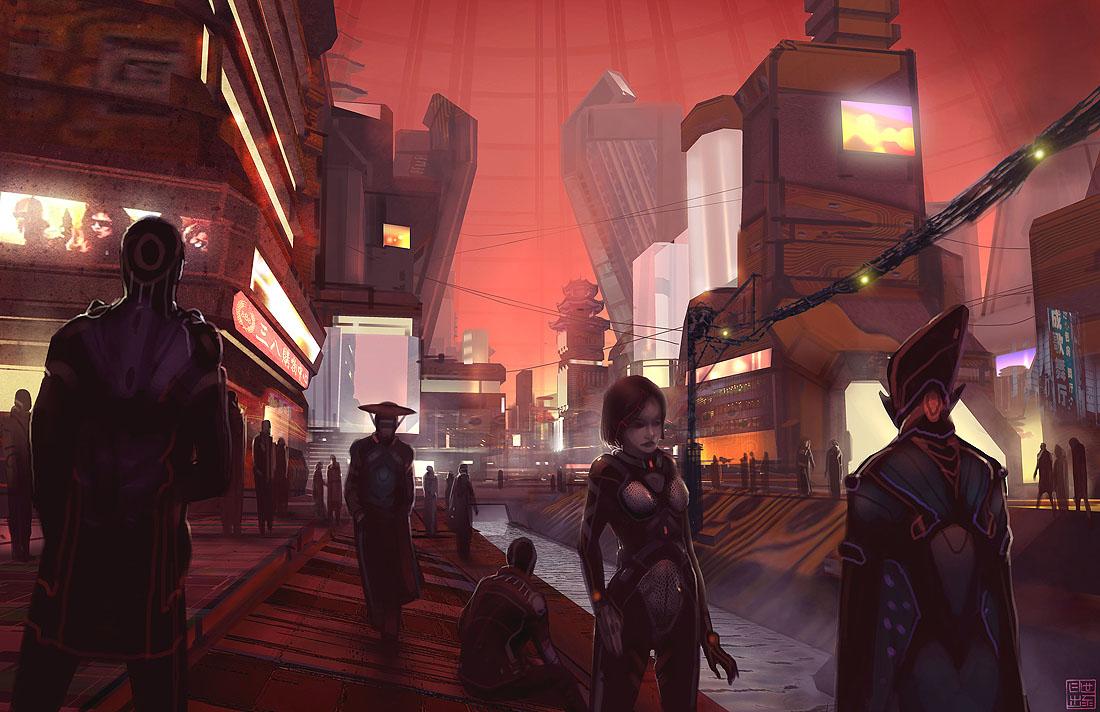 EP - cityscape