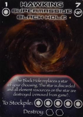 Eons Black Hole