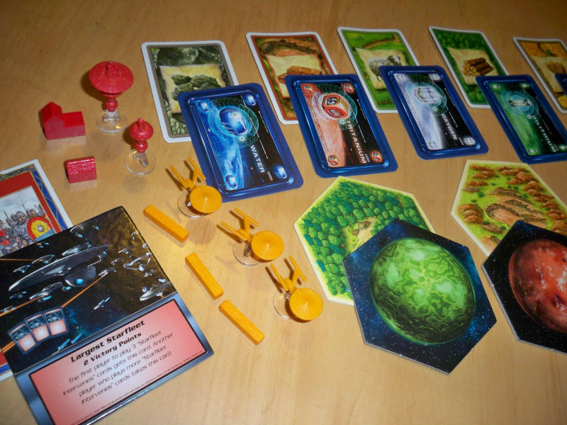 star trek catan comparison