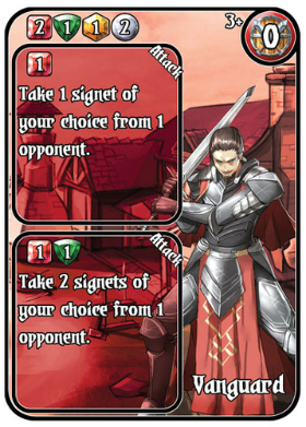 There's some give and take. And take.