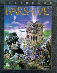 A 1st Edition campaign to explore Barsaive...