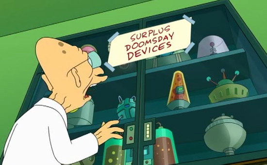 futurama doomsday