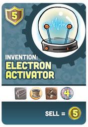 whbit electron activator
