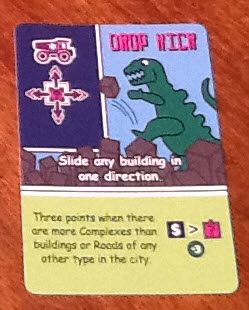 Monster City Planners lets you dropkick buildings.