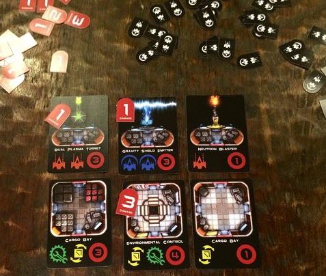 Starship Battles in action.