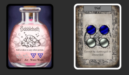 alchemy potion success