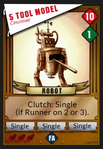 baseball 2045 robot