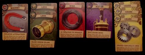 mars market cards