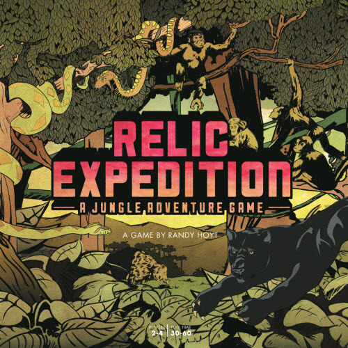 relic expedition contest cover