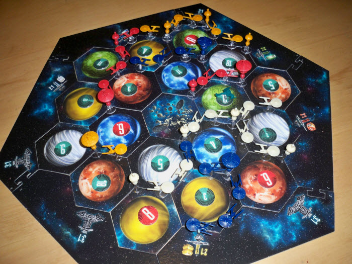 star trek catan board example