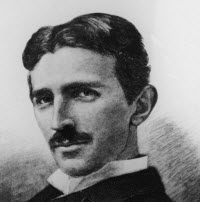 Tesla had some crazy ideas too. Your players are not Tesla.