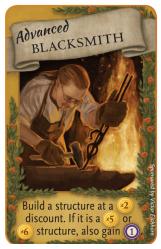 tuscany advanced blacksmith