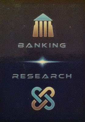 The Banking Action card, with a Research secondary Action.