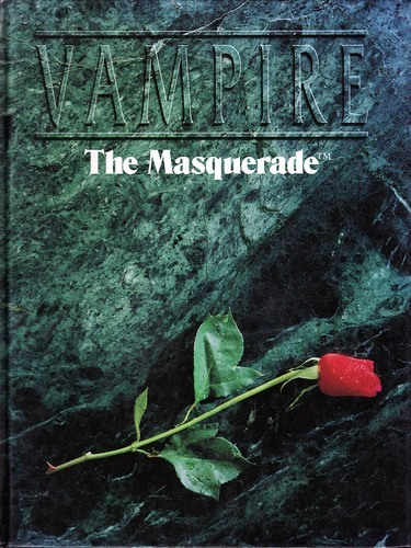 Vampire - The Masquerade 2nd Edition