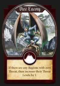 Harpies are pretty threatening... Prototype Shown