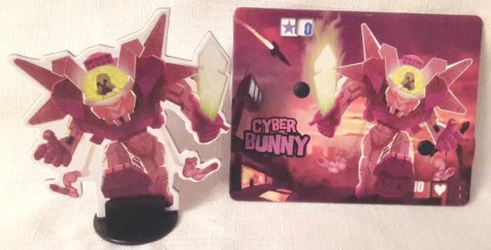Bow to Cyber Bunny!