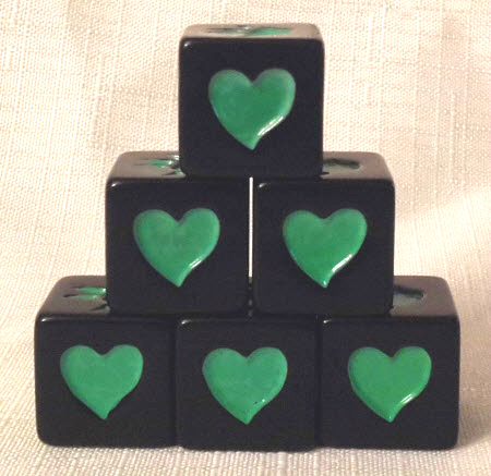 kot heart dice