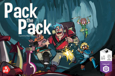 pack the pack cover