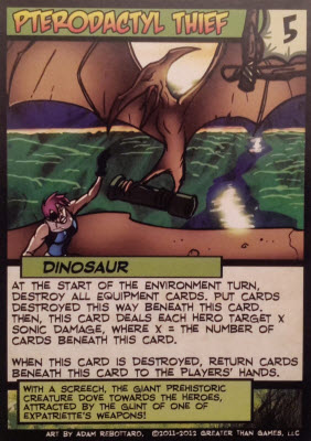 Fact: every game is better with dinosaurs.