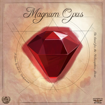 magnum opus cover