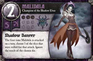 Malidala: the bane of poor dice rollers everywhere.