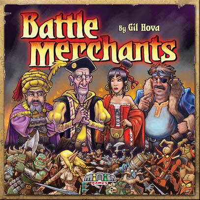 Battle Merchants cover