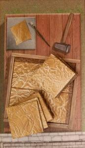 fresco leaf gold