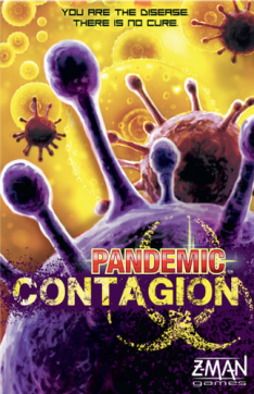 Pandemic Contagion cover