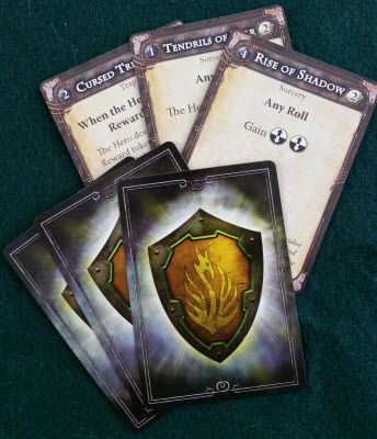 Also, new Power cards with every chapter.