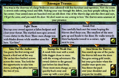 One such story card