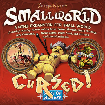 small world cursed cover