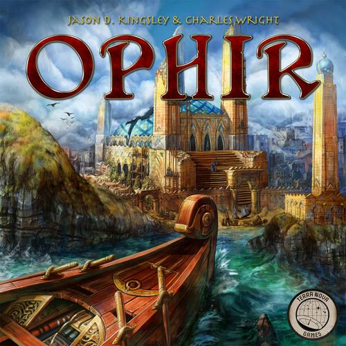ophir cover spotlight