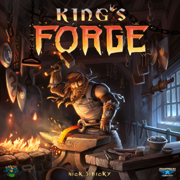 King's Forge cover