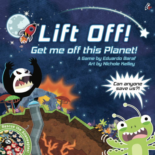 Lift Off Spotlight cover